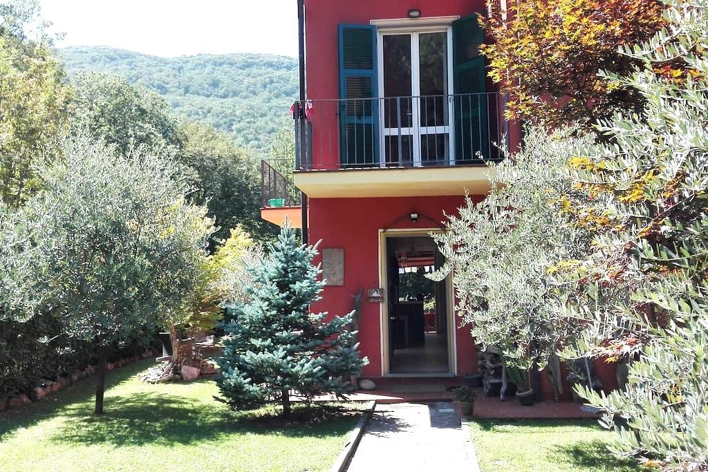 Home holiday in the Park of 5 Terre - La Spezia - House