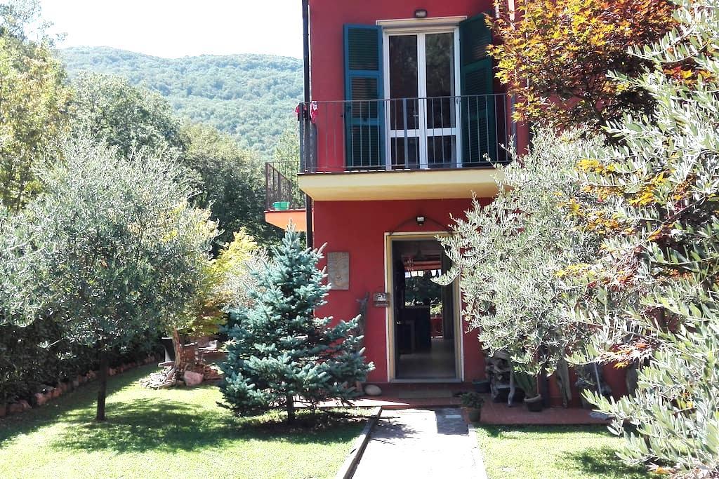 Home holiday in the Park of 5 Terre - La Spezia - Casa
