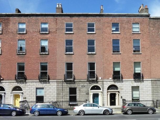 2bed Georgian D2 duplex apartment