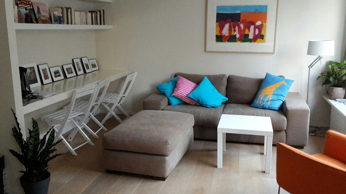 Cosy small room by the Amstel//new!