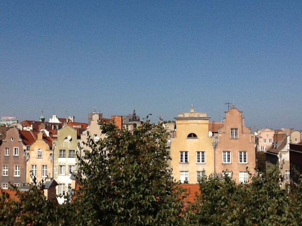 GDANSK OLD TOWN APARTMENT FOR RENT