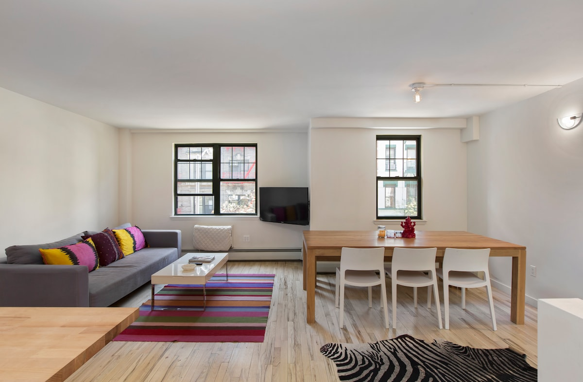 East Village 2 Bed Luxury Apartment