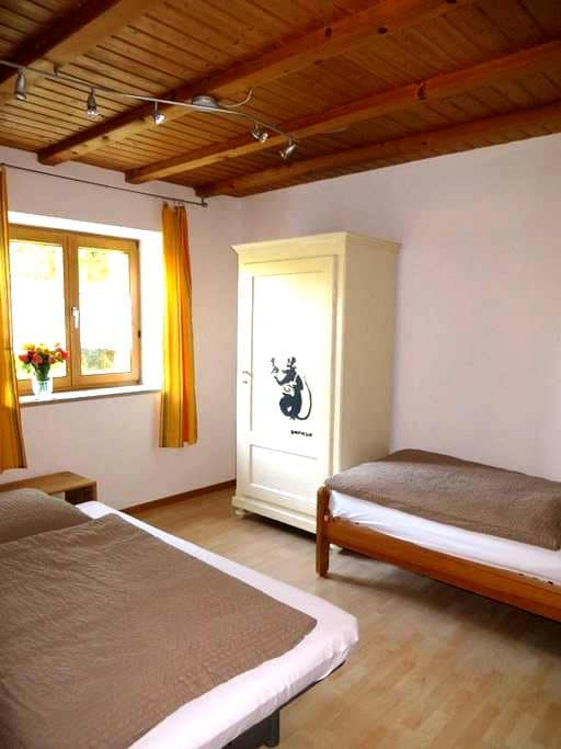 Cosy apartment - Maisach - Byt