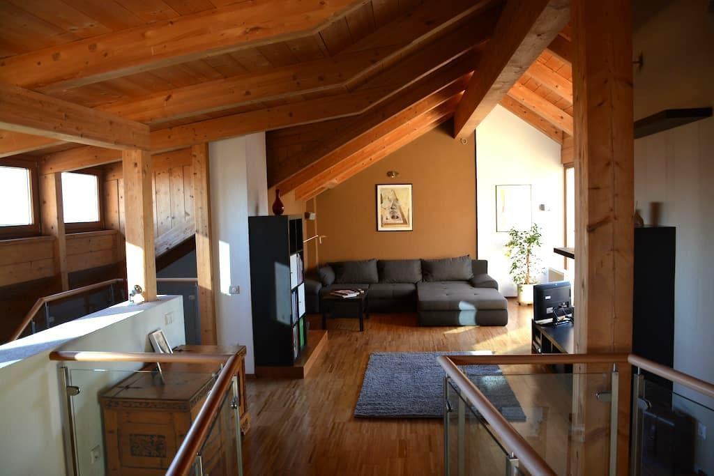 Modern Penthouse in the center of Innsbruck - Innsbruck - Appartement