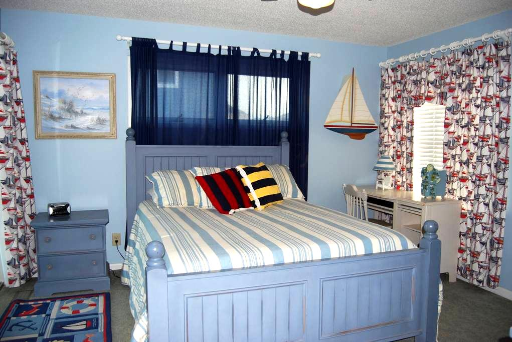 Oceanfront room Hatteras Island - Rodanthe