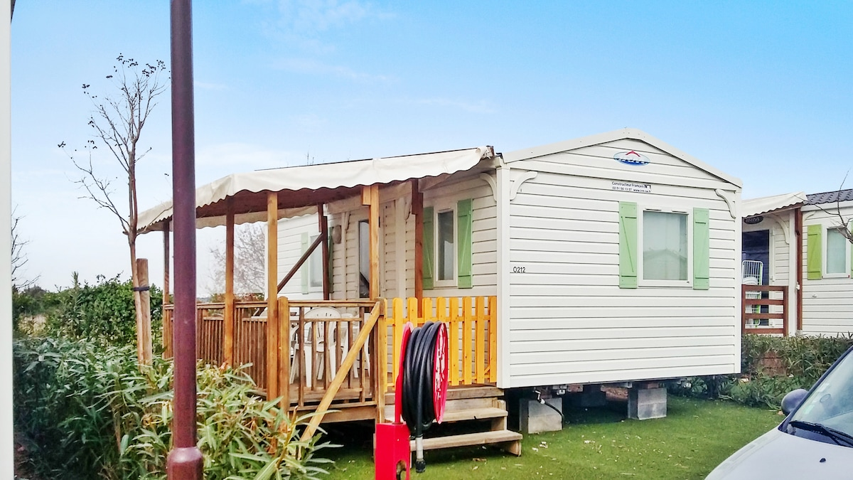 Cute modular home near the beach