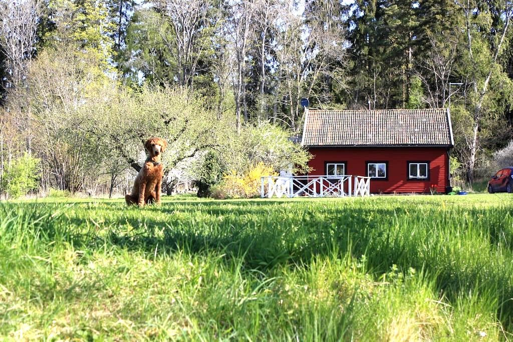 Stay in paradise between city and airport - Upplands Väsby - Гестхаус
