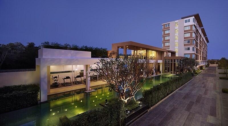 Condominium in Huahin Midst