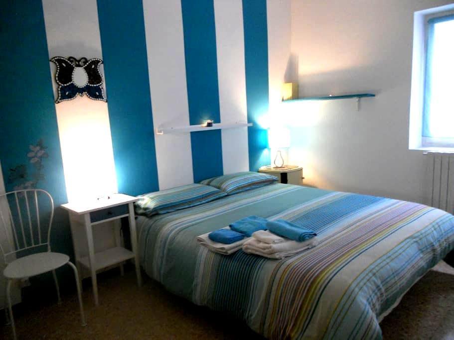 Finalborgo a blue room - Finale Ligure - Appartement