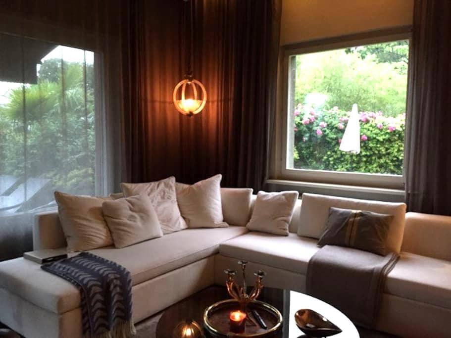 Villa für Menschen, die das Spezielle lieben - Locarno - Villa