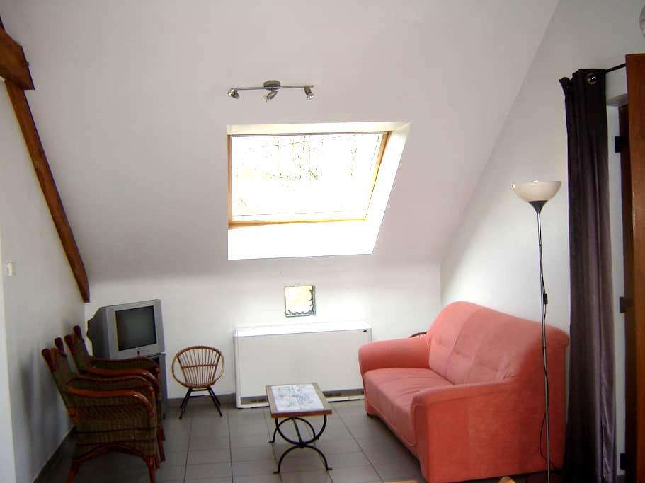 L'Ornitho, appartement - Chiny - Leilighet