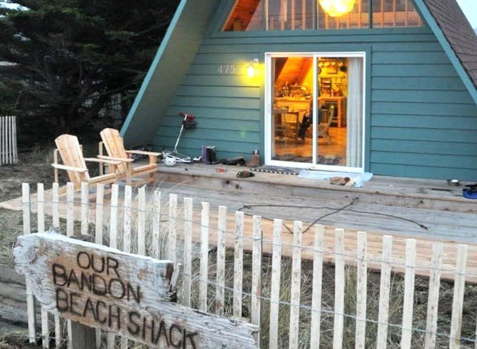 Bandon Beach Shack fully remodeled - Bandon - Huis