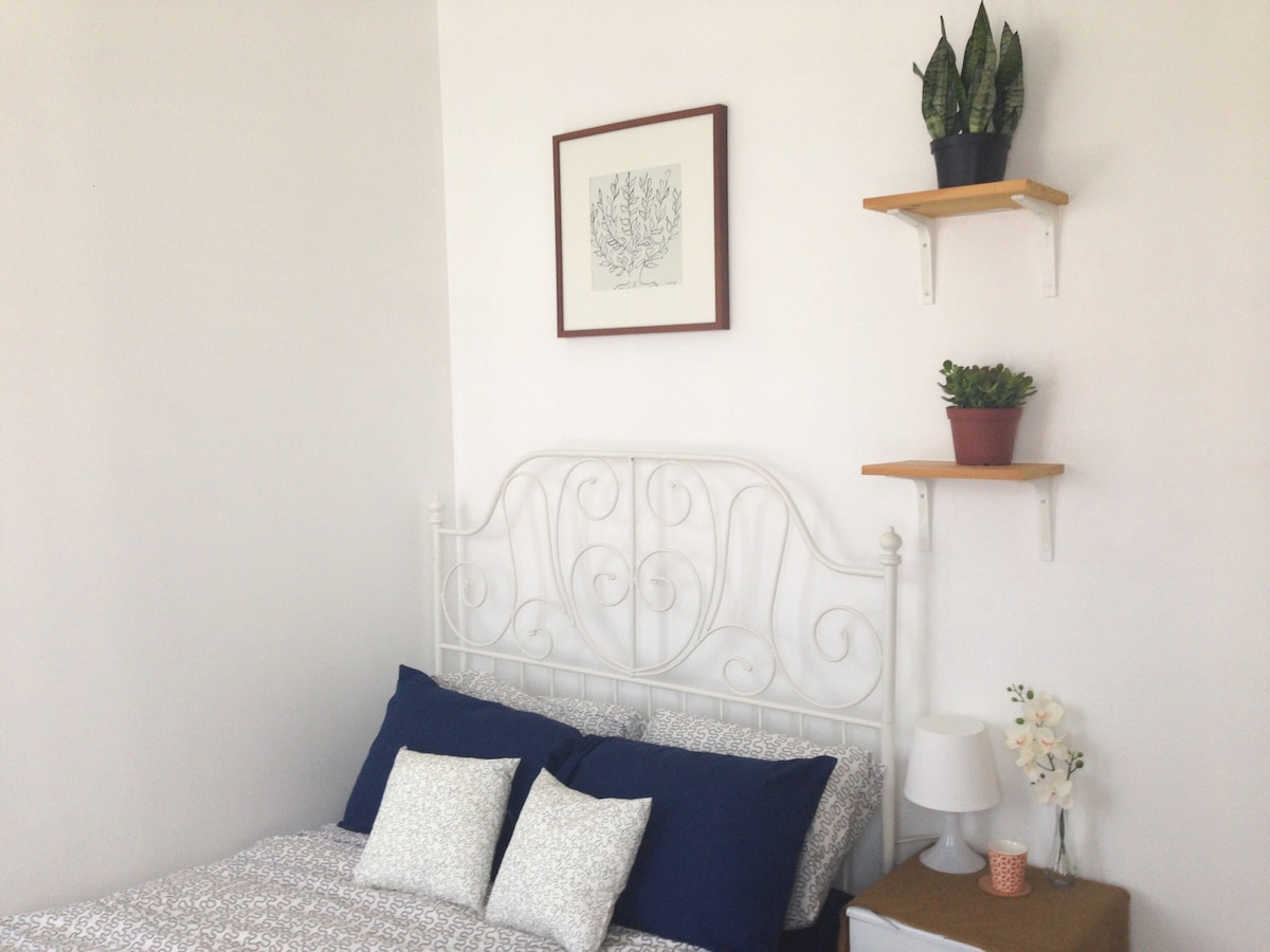 Cozy BD for 1 or 2, South Slope, BK
