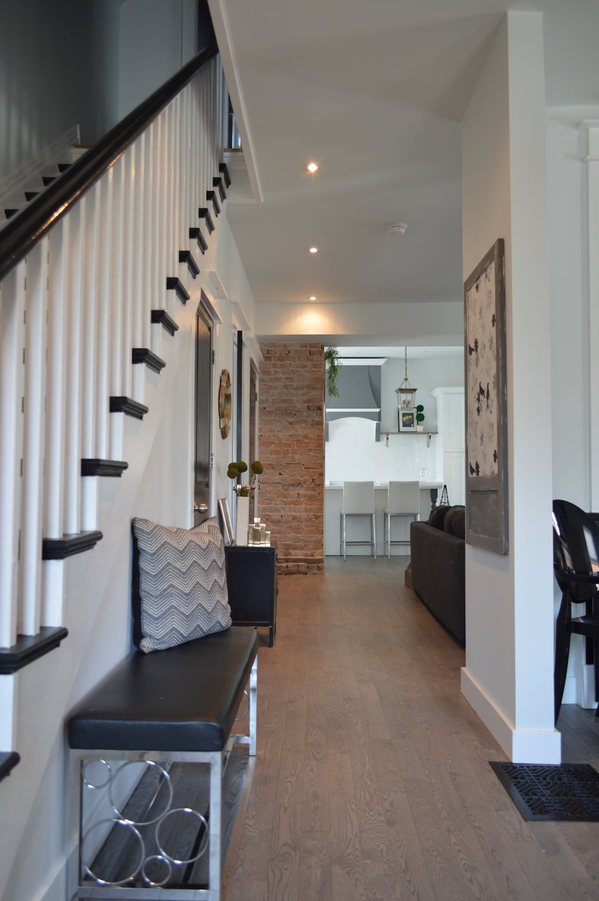 FULLY RENOVATED HOME BY THE MARKET