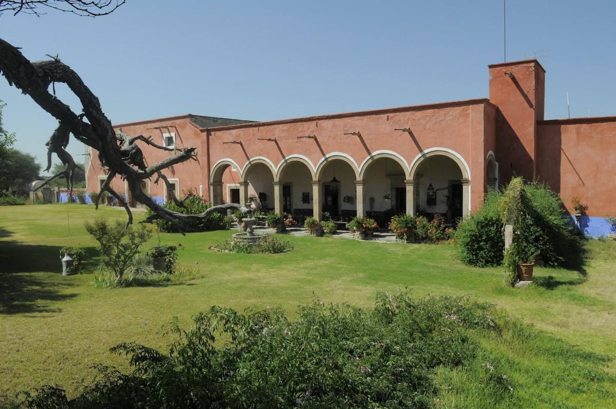 Hacienda San Rafael