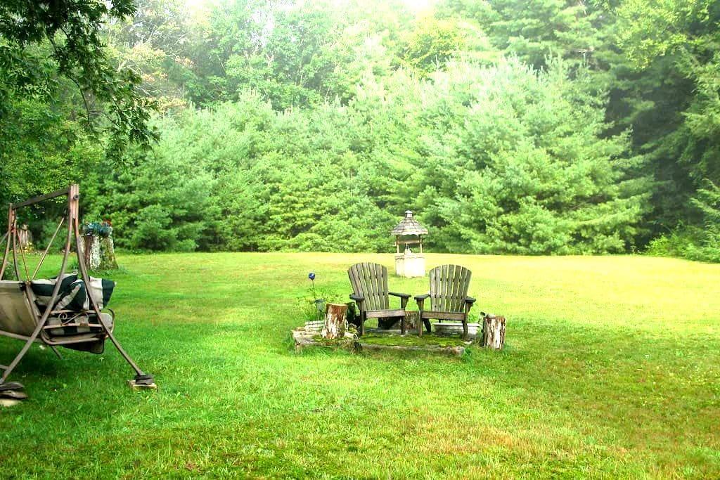 Amazing Getaway Retreat single - Glen Spey - Bed & Breakfast