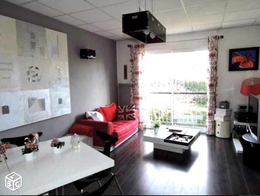 Appartement cosy proche métro et en toute quiétude - Balma - Apartamento