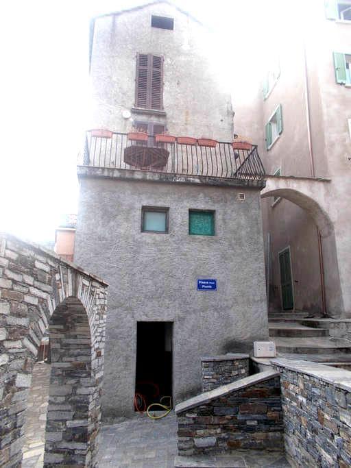 maison de village corse - Lucciana