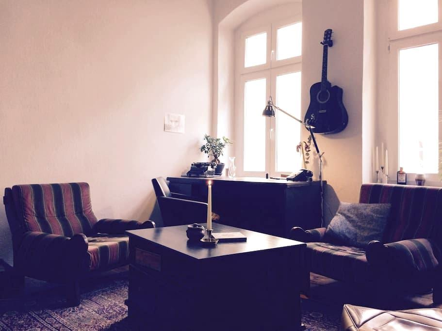 Cozy flat in the heart of Berlin - Berlin - Apartment