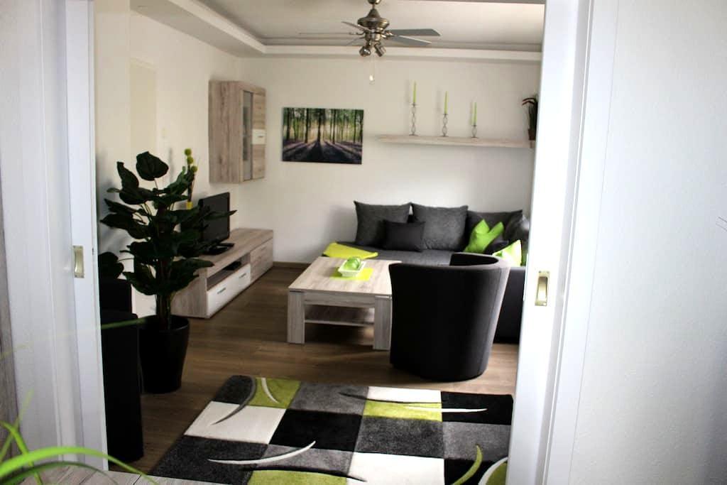 neue modern eingerichtete Wohnung im Süden - Leipzig - Apartemen
