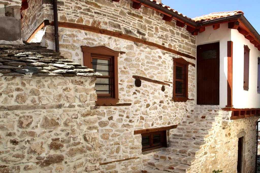 Greek island village house - Thasos - Villa