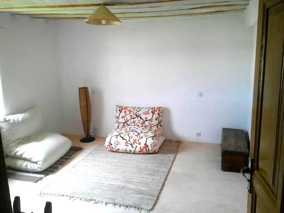 """""""Zen Bedroom"""" - Arraya de Oca - Huis"""