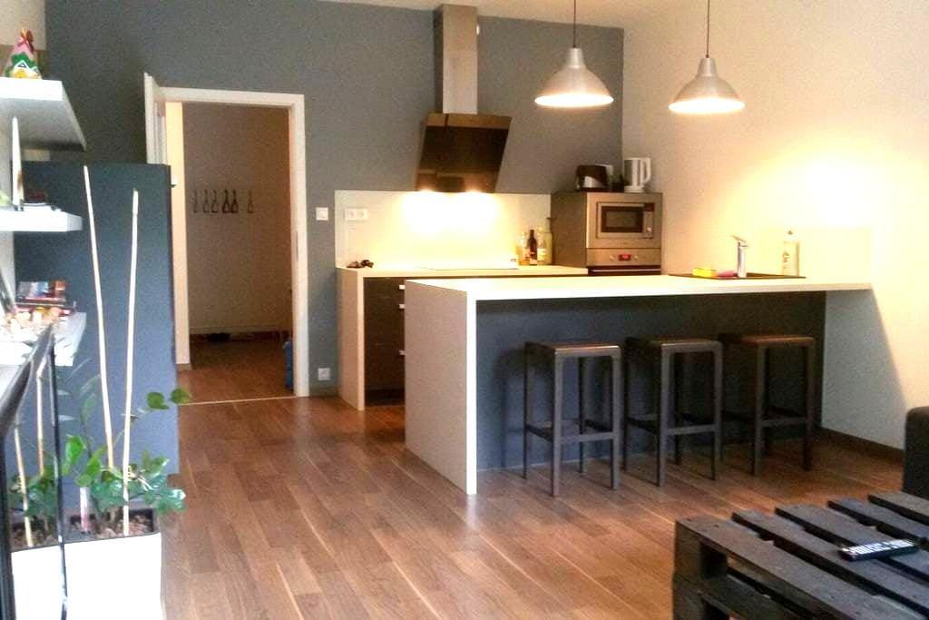 Modern spacious flat wider center - Praha - Leilighet