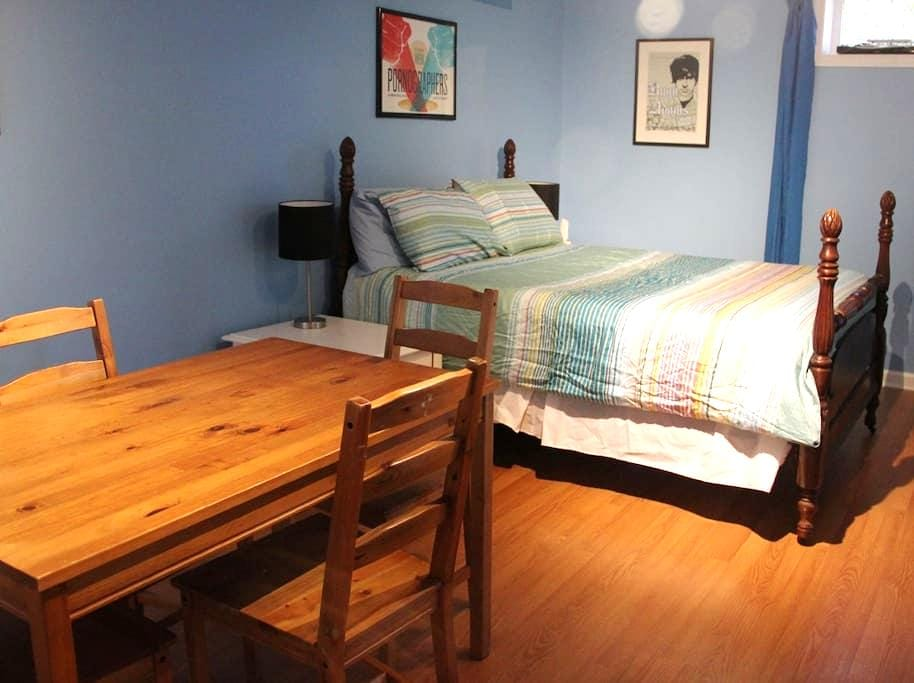 Studio Apartment near Downtown/UVA - Charlottesville - House