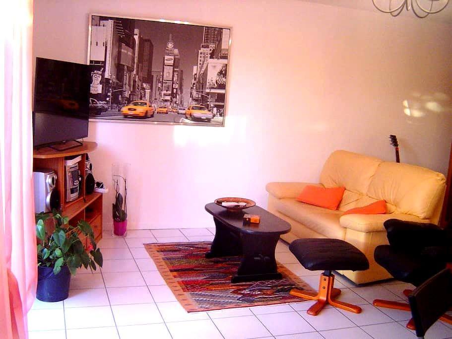 Chambre  avec balcon dans villa securisée - Blagnac - Huis