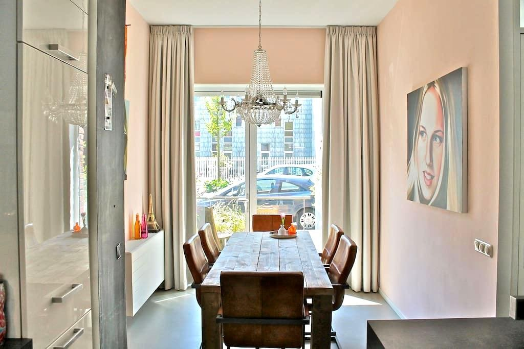 Large Family House in Amsterdam with garden - Amsterdam - Wohnung