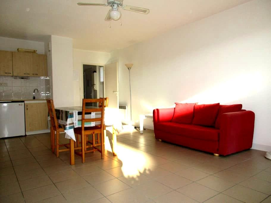 APPA CARIACOU  Residence grand Large, 2 Personnes - Biscarrosse - Apartment