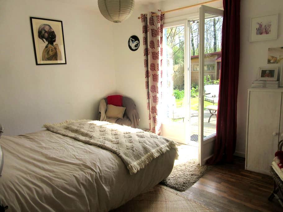 Chambres doubles proches LE TOUQUET - Saint-Aubin - บ้าน