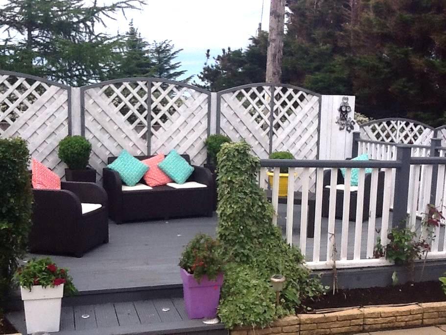 Stylish Studio Suite On Wild Atlantic Way - Dungloe  - Apartment
