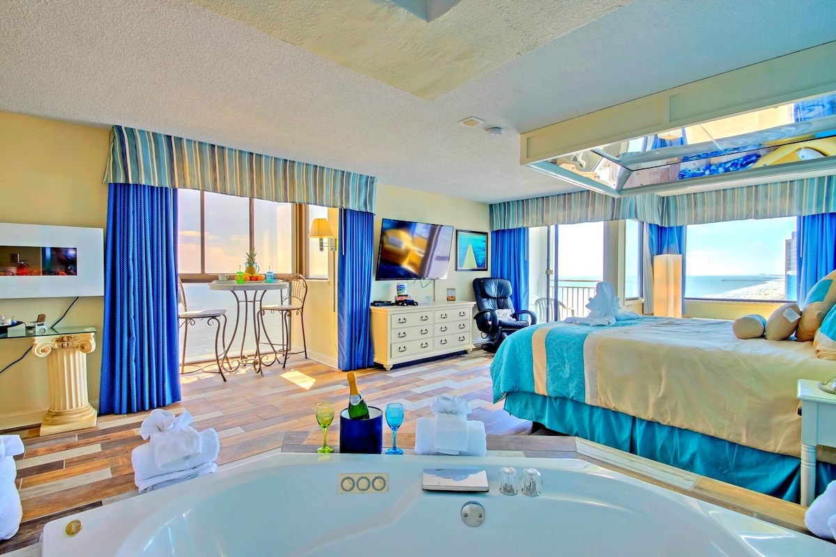 Oceanfront Hotels With Jacuzzi Room Va Beach