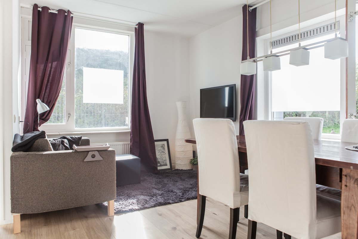 Bright studio near city centre