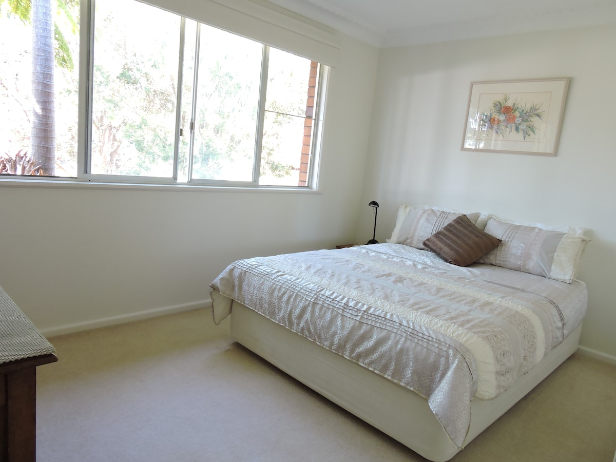 Private room at Shelly beach