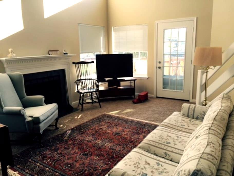 Comfortable condo - Morgantown