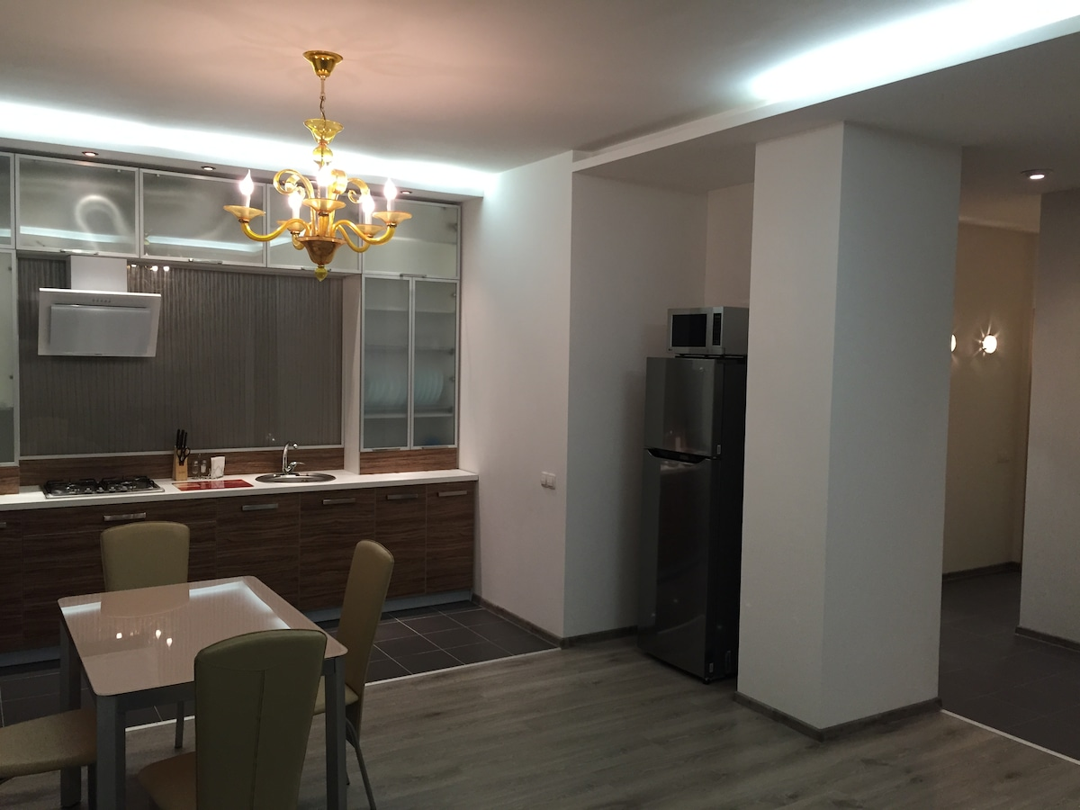 New Lux-apartment in the center