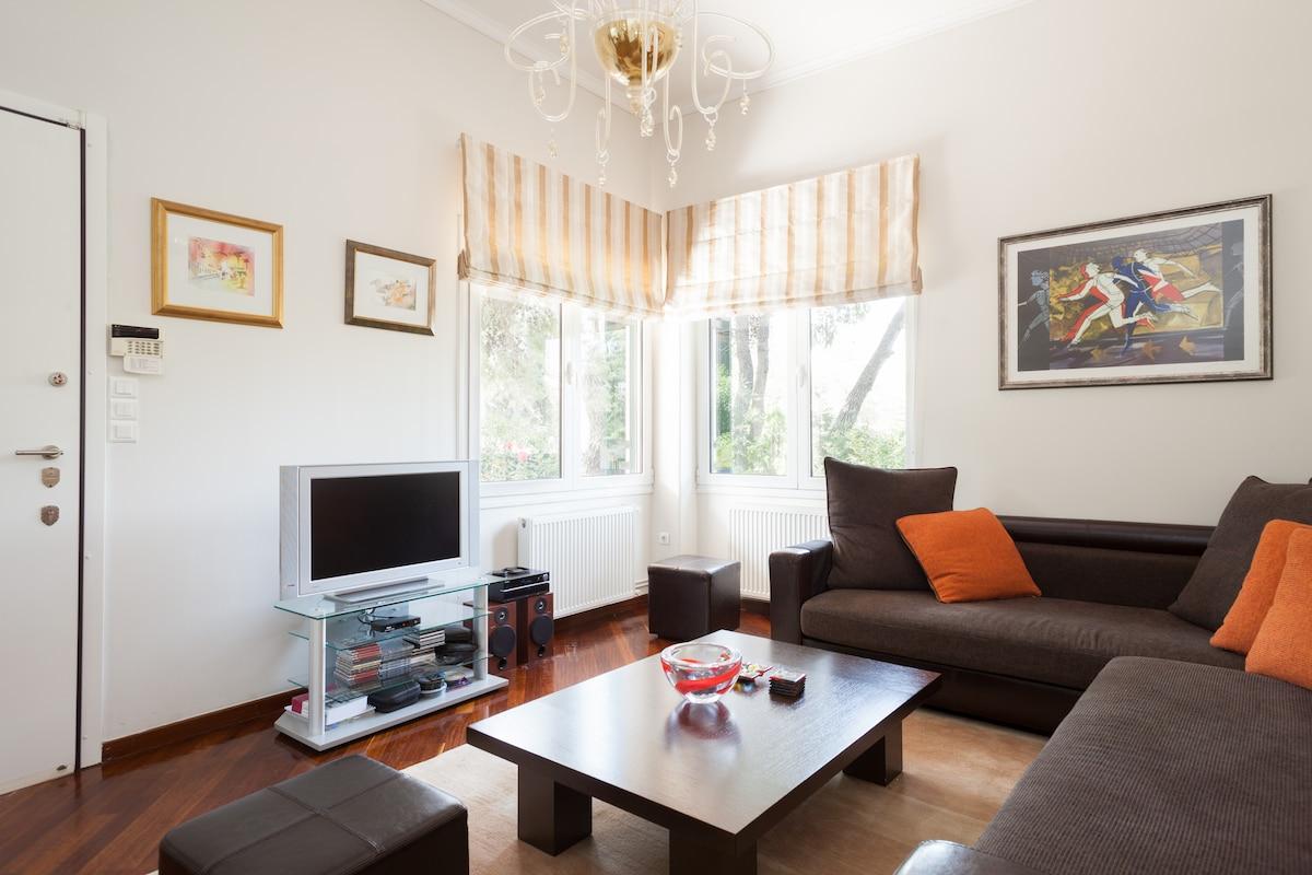 Luxurious Villa in Athens, Kifisia