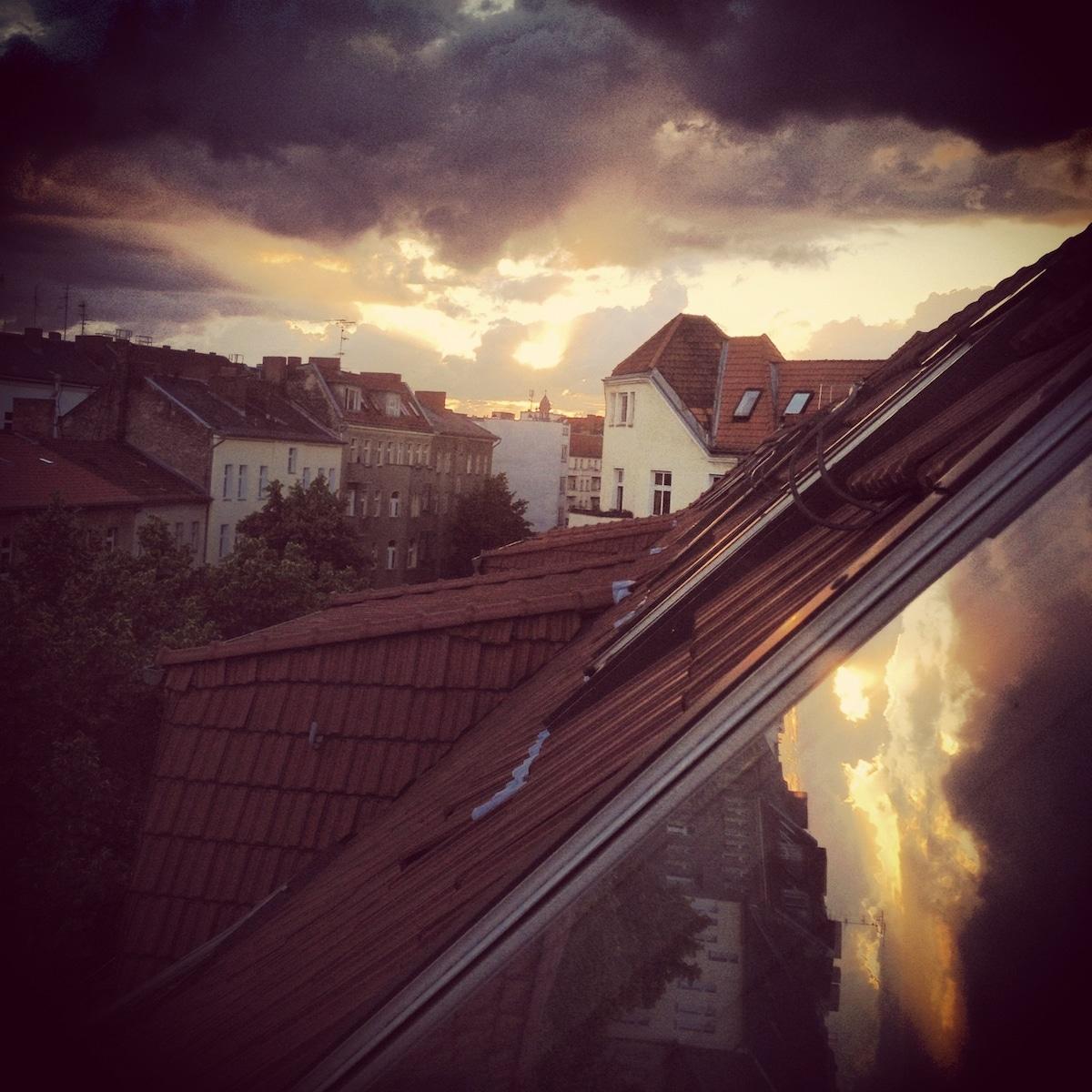 Luxus Flat Top Roof Berlin WELCOME