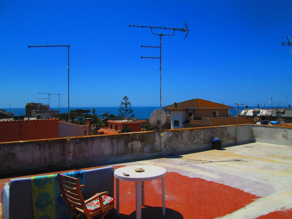 Santa Marinella, Roma seaside