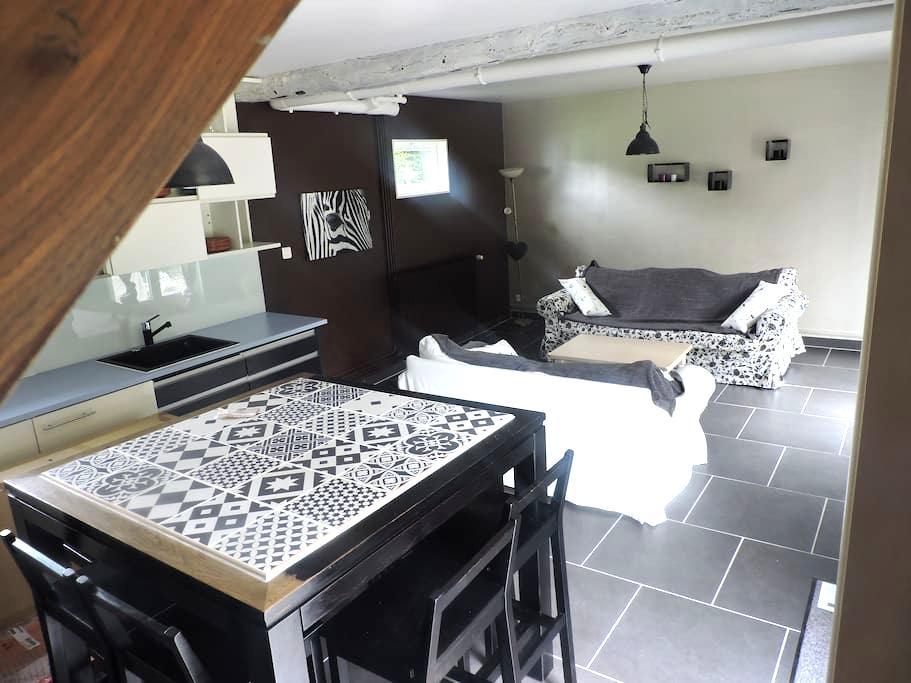 La Chamade - Ellecourt - Rumah