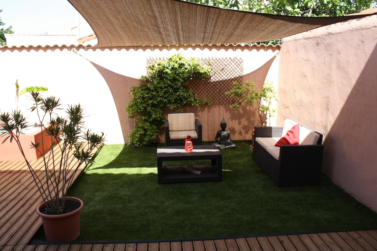 Villa paisible 100 m2