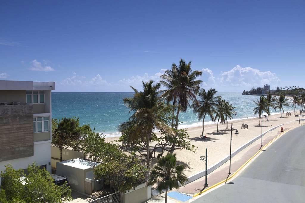 Mar Studio: Stunning Ocean View Steps to the Beach - San Juan - Apartemen