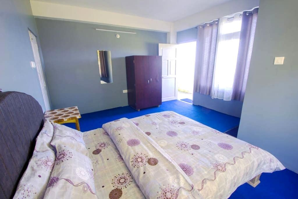 The Kelong's Holiday Home - Double Room - Kalimpong - Casa