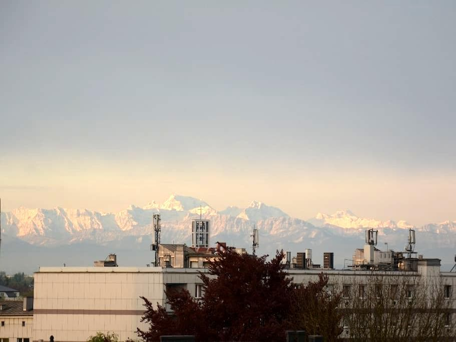 Over the roofs of Linz - 林茨 - 公寓