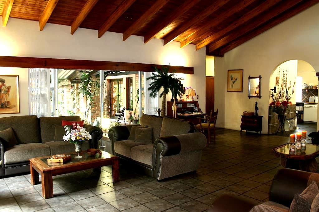 Maputaland Guest House - Saint Lucia - ที่พักพร้อมอาหารเช้า