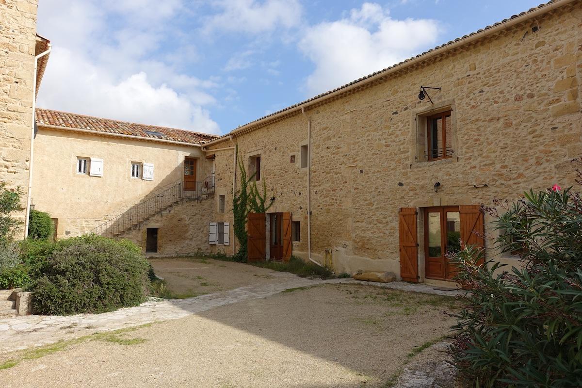 Maison de caractère dans les vignes
