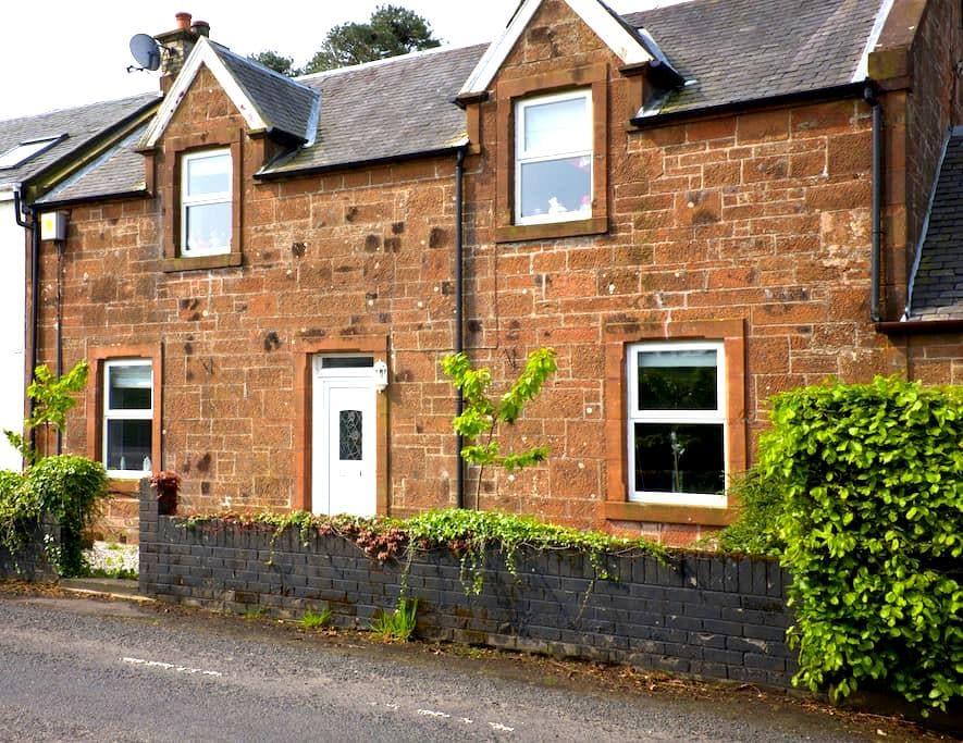 2.5  bed cottage Ayrshire / Glasgow - Galston - Haus