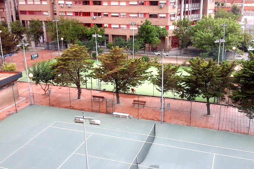 Ciudad de las ciencias( 2 camas ) - Valencia - Apartemen